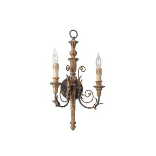 Troy Lighting Luxembourg 2-light Wall Sconce