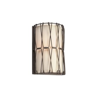 Troy Lighting Buxton 2-light Wall Sconce