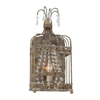 Troy Lighting Amelie 1-light Wall Sconce
