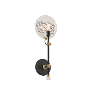 Troy Lighting Dinner Date 1-light Wall Sconce