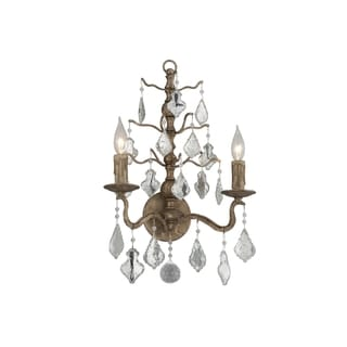Troy Lighting Siena 2-light Wall Sconce