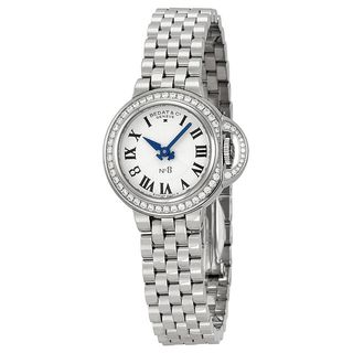 Bedat Women's 827.041.600 'No. 8' Silver Stainless steel Watch