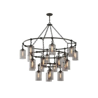 Troy Lighting Gotham 20-light Extra Large Pendant
