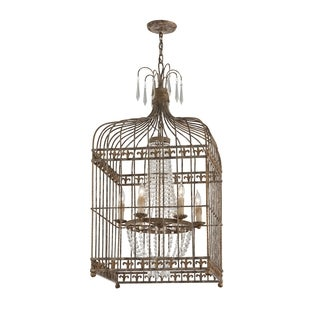 Troy Lighting Amelie 6-light Large Pendant
