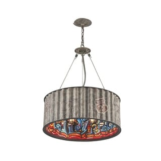 Troy Lighting Street Art 5-light Medium Pendant