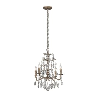 Troy Lighting Siena 4-light Chandelier