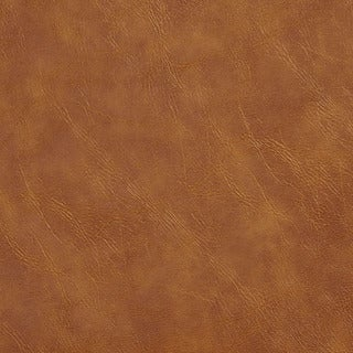 G401 Caramel Distressed Breathable Leather Look and Feel Upholstery