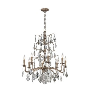 Troy Lighting Siena 8-light Large Chandelier