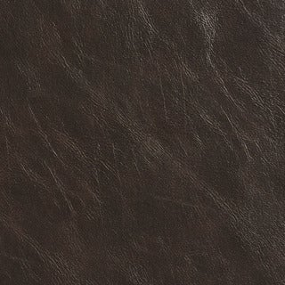 Espresso Distressed Breathable Leather Look and Feel Upholstery