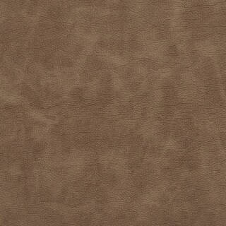 Taupe Matte Distressed Breathable Leather Look and Feel Upholstery