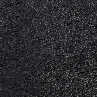 G429 Black Breathable Leather Look and Feel Upholstery