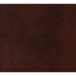 G489 Sienna Brown Distressed Leather Upholstery Recycled Leather
