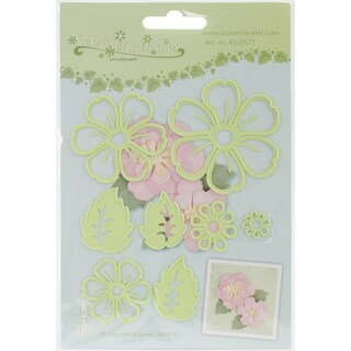 Lea'bilities Cut & Emboss Dies Multi Die Flower Blossom Layers