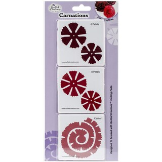Quilling Dies Carnations