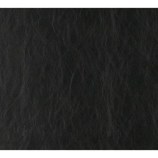 Shop G627 Black Distressed Leather Upholstery Recycled Bonded
