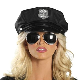 Classic Police Officer Cap