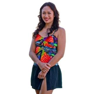 CaCelin Women's Rainbow Skirtini