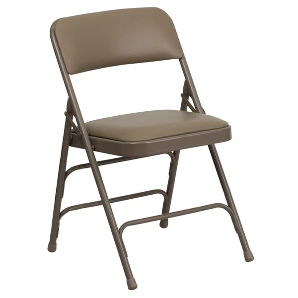 Aster Beige Folding Chairs