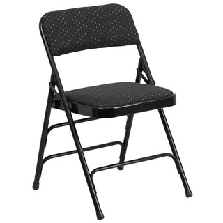 Cosmos Black Folding Chairs
