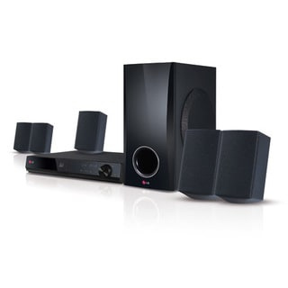 LG BH5140S 500W 5.1 Channel 3D Blu-Ray Home Theater System with LG Smart Apps (Refurbished)
