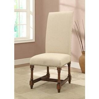 Treasure Trove Accents Franconia Brown Accent Chair