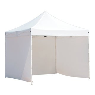 Abba Patio 10 x 10-foot Outdoor Pop Up Portable Canopy