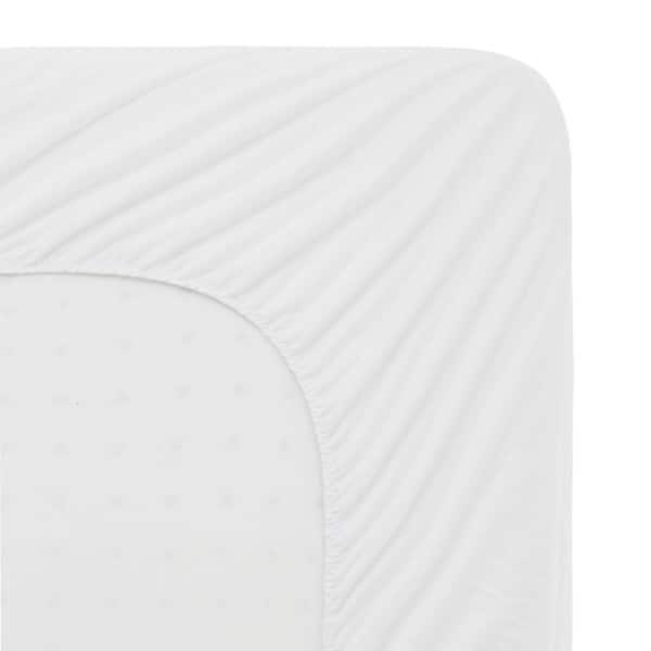 Sleep Tite Smooth Mattress Protector KINGHypoallergenic 100/% Waterproof