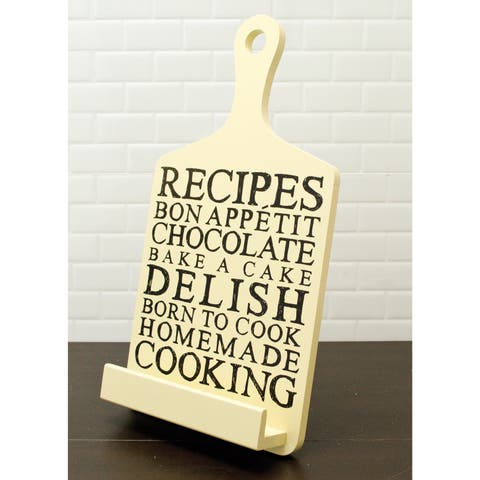 Recipes Tablet/ Cookbook Stand