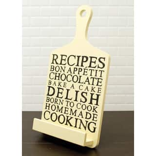 Recipes Tablet/ Cookbook Stand|https://ak1.ostkcdn.com/images/products/10275045/P17391391.jpg?impolicy=medium