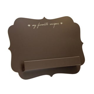 My Favorite Recipes Brown Tablet/ Cookbook Stand