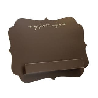 My Favorite Recipes Brown Tablet/ Cookbook Stand|https://ak1.ostkcdn.com/images/products/10275048/P17391394.jpg?impolicy=medium