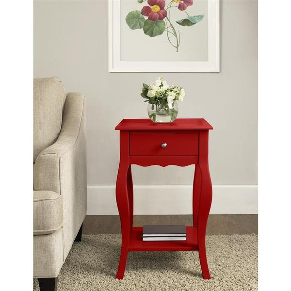 Fabulous Shop Ameriwood Home Kennedy Small Accent Table Free Short Links Chair Design For Home Short Linksinfo