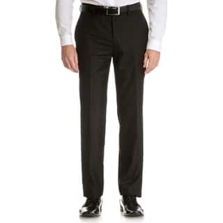 Tommy Hilfiger Men's Black Trim Fit Suit Separate Pant|https://ak1.ostkcdn.com/images/products/10275099/P17391414.jpg?impolicy=medium