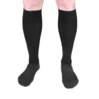 Unisex Polyester and Acrylic Knee-high Compression Socks (More options available)
