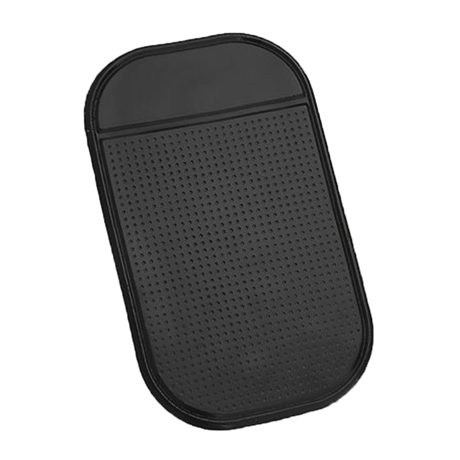 Non Slip Dashboard Pads - Set of Two (Black)