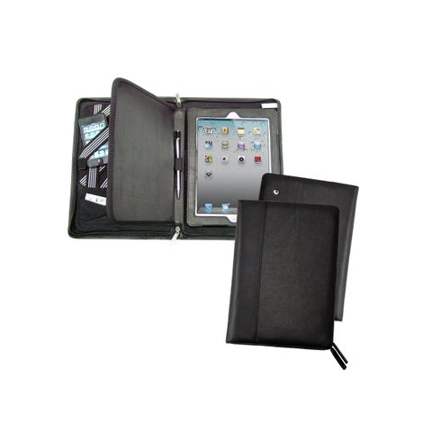 Goodhope Zipper Multi-Purpose Ipad 2/ 3 Padfolio