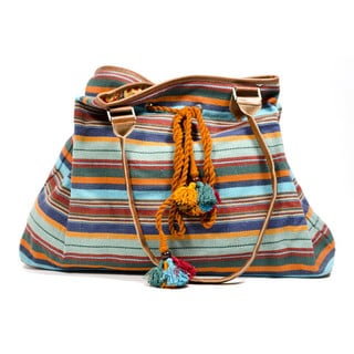 Boho Carry-All Bag (India)