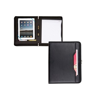 Goodhope Zippered Around Universal 10-inch Tablet E-Reader Padfolio