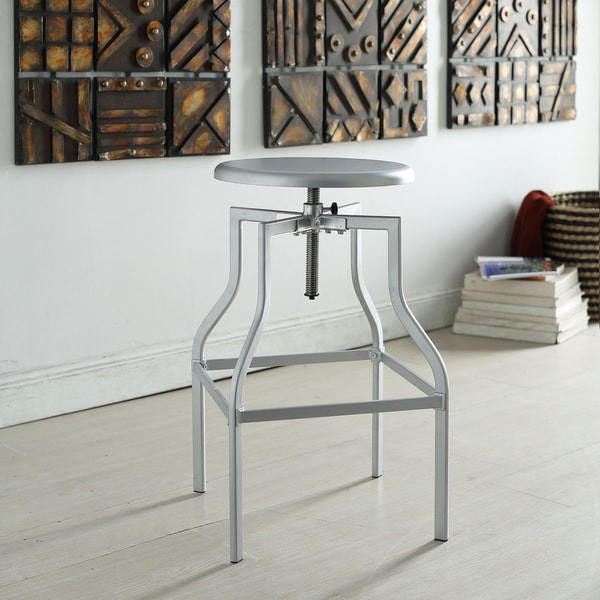 Turner Adjustable Stool - Free Shipping Today - Overstock.com - 17391657 & Turner Adjustable Stool - Free Shipping Today - Overstock.com ... islam-shia.org