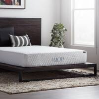 LUCID Comfort Collection 10-Inch RV Queen-size SureCool™ Gel Memory Foam Mattress