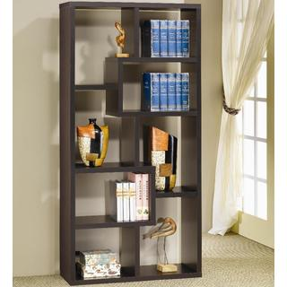 Turin Assymetrical Cube Bookcase