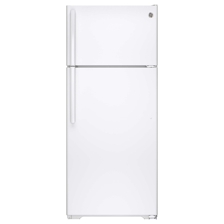 GE Energy Star 17.5 Cubic-foot Top Freezer Refrigerator (...