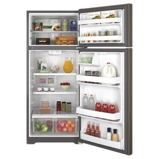 GE Energy Star 17.5 Cubic-foot Top Freezer Refrigerator
