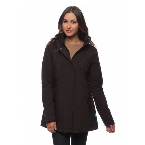88844ab72 Buy Black Coats Online at Overstock | Our Best Women's Outerwear ...