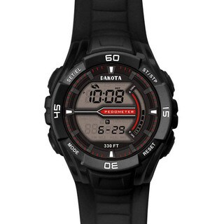 Dakota Unisex Pedometer Sport Watch