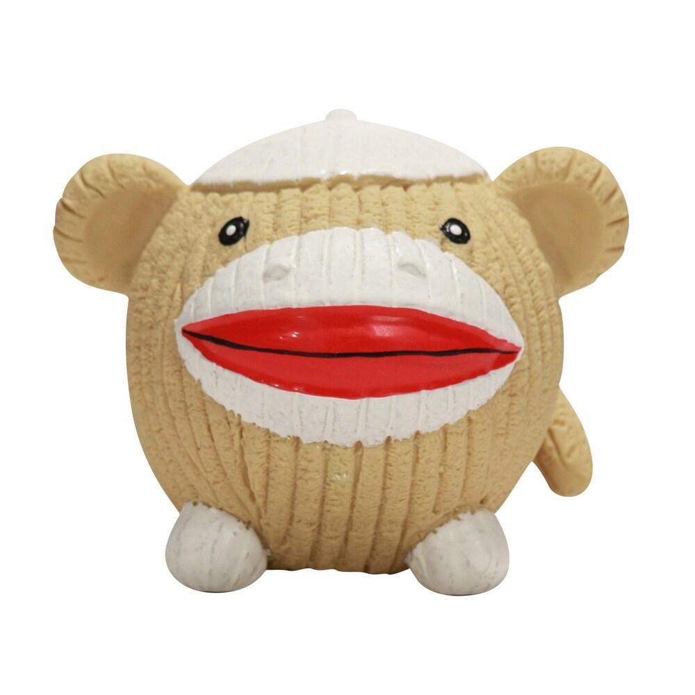Allure Pet Products Hugglehounds Ruff Tex Sock Monkey Bal...