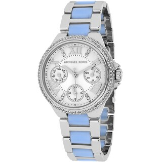 Michael Kors Women's MK4306 Mini Camille Round Two-tone Bracelet Watch