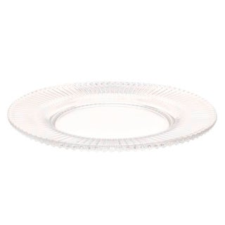 Diamond Fire Side 7.5-inch Plate (Set of 4)