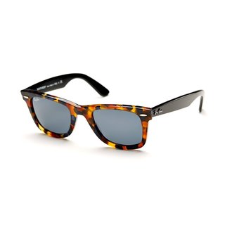 Ray-Ban RB2140 Blue Fleck Gradient Lens Wayfarer Sunglasses