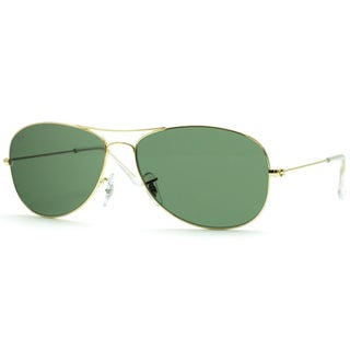 Ray-Ban RB3362 Unisex Cockpit Green Classic Sunglasses